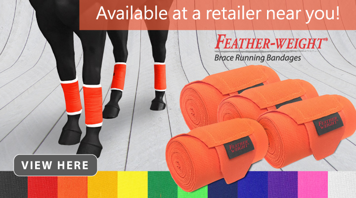 Shop Feather-Weight Brace Running Bandages