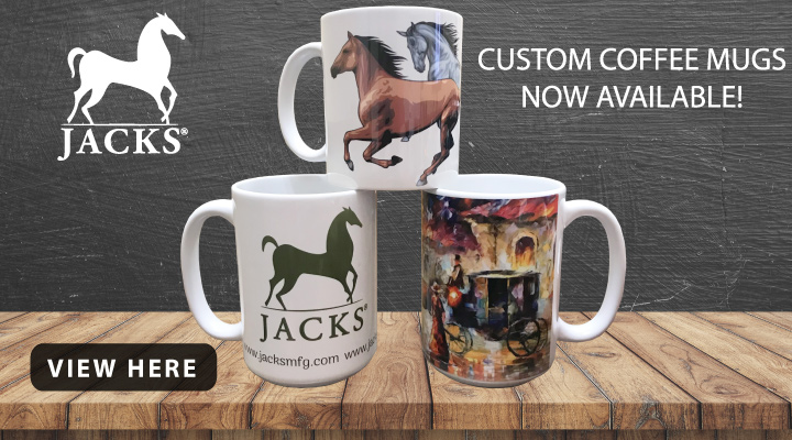 Customized Coffee Mugs from JACKS
