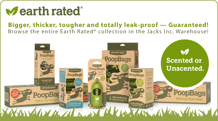 Earthrated Poop Bags
