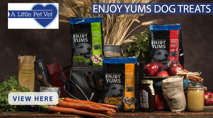Available Soon at JMI Pet Supply - Enjoy YUMS Dog Treats