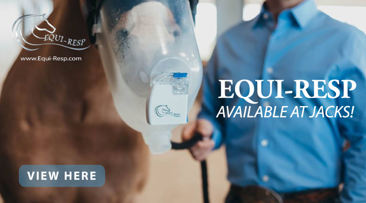 "Equi Resp Now Available at JACKS"" title="