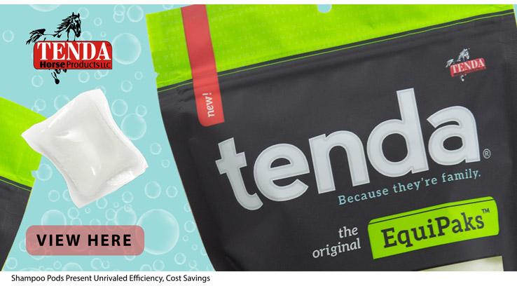 New from Tenda - EquiPaks