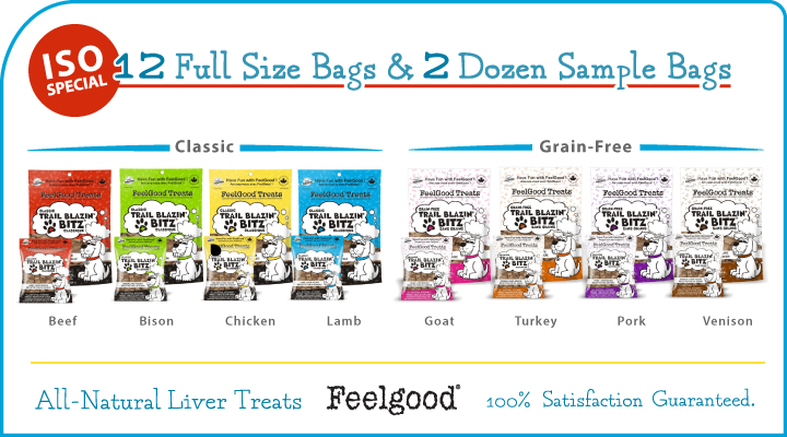 Shop Feelgood All Natural Treats