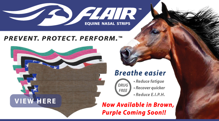 Brown Flair Strips Now Available