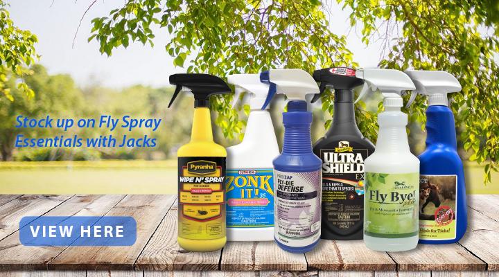 Shop Fly Sprays at JACKS