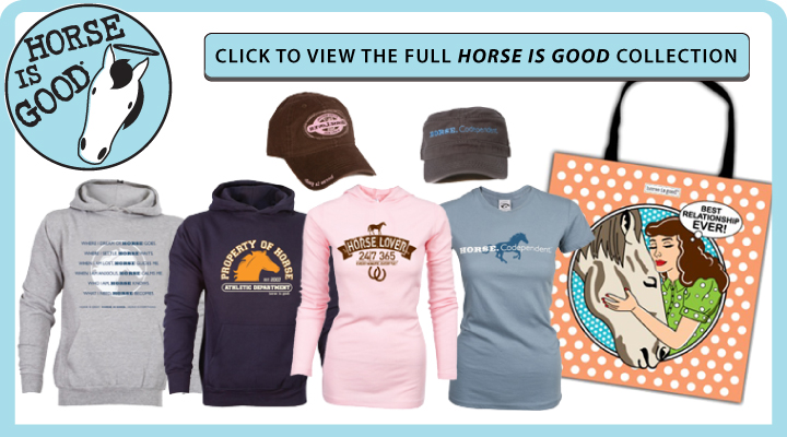 Shop Horse Is Good Clothing