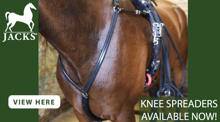 JACKS Knee Spreaders - Available Now