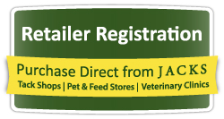 Retailer Registration | Purchase Direct from Jacks