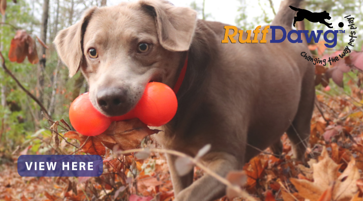 Ruff Dawg - Big Dawg Toys Now Available