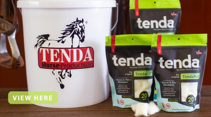 New at JACKS - TendaHorse TendaPods