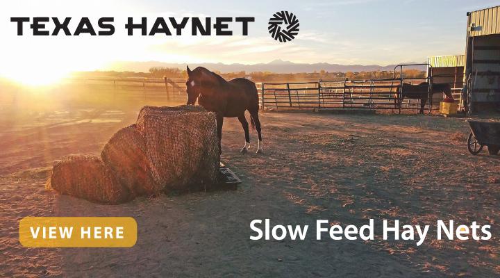 Slow Feed Haynets