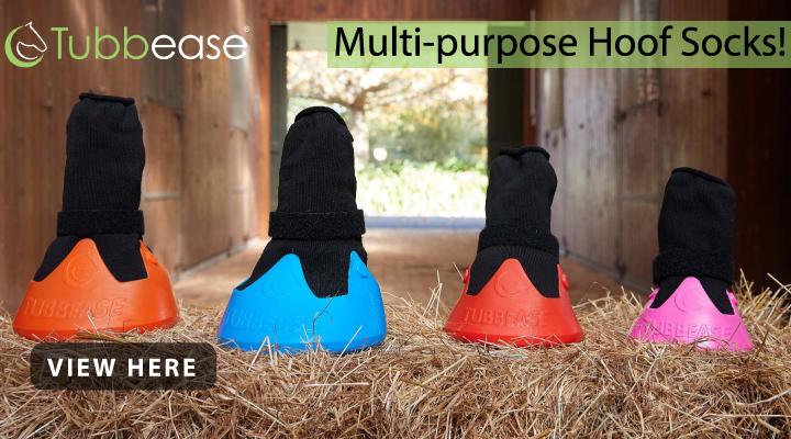 New at JACKS - Tubbease Hoof Socks