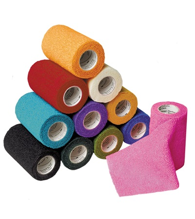 "3M™ Vetrap™ Bandaging Tape 4""x 5 yards (EACH)"
