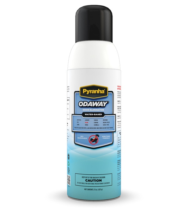 Pyranha® Odaway® Odor Eliminator BOV Spray 15 oz.