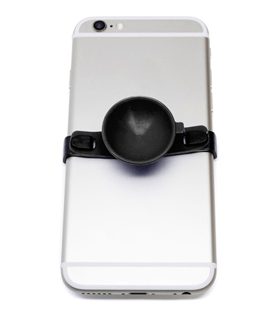 SUC-IT Cell Phone Accessory with Black Clips