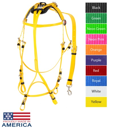 Feather-Weight® Open Bridle Synthetic