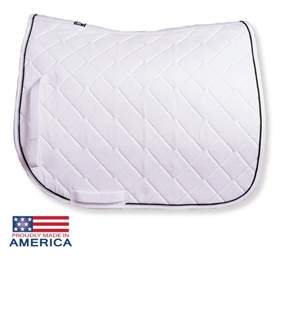 Quilted Dressage Pad Square