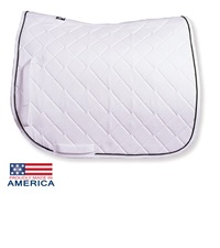 Quilted Dressage Pad Pony Square