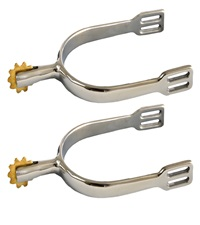 Stainless Steel German Spurs