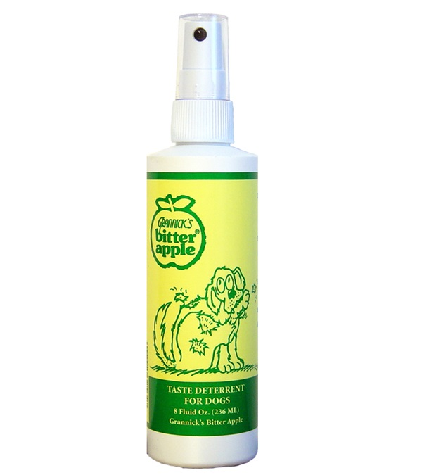 Grannick's Bitter® Apple Spray for Dogs 8 oz.