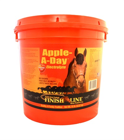 Finish Line® Apple-A-Day™ 15 lb.