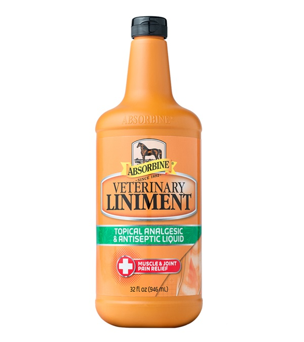 Absorbine® Veterinary Liniment 32 oz.