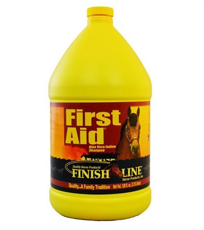 Finish Line® First Aid® Shampoo Gallon