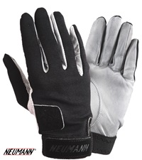 Neumann® Tackified™ Genuine Leather Summer Gloves