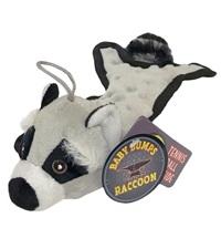 Steel Dog Bumpie Baby Raccoon with Ball & Rope