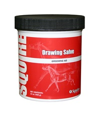 Squire Drawing Salve 14 oz.