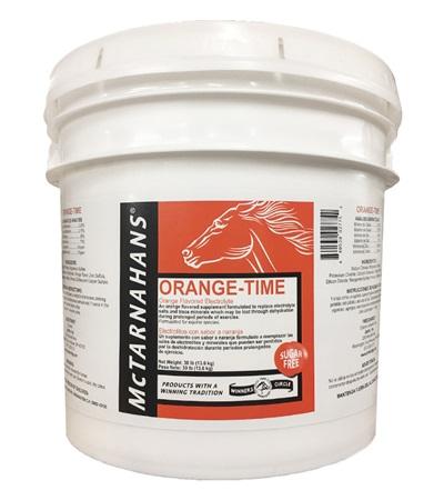McTarnahans® Orange-Time 30 lbs.
