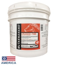 McTarnahans® Orange-Time 30 lbs.