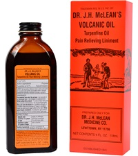 Volcanic Oil Liniment