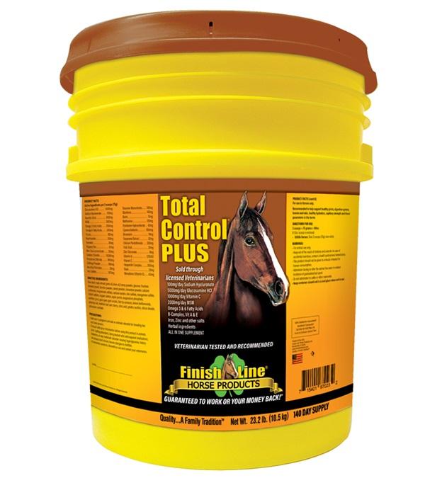Finish Line® Total Control® Plus 23.2 lb.