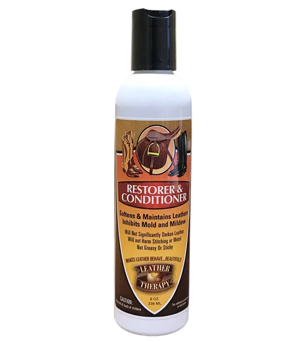 Leather Therapy® Restorer & Conditioner 8 oz.