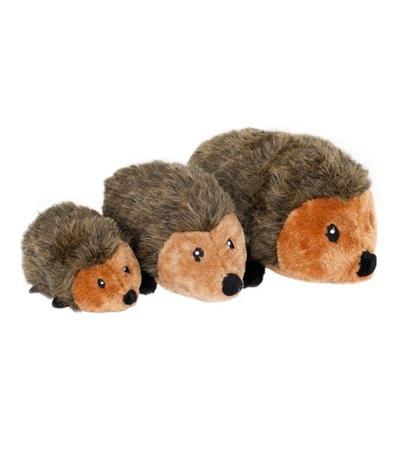 Zippy Paws Hedgehog Plush Dog Toy
