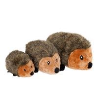 Zippy Paws Hedgehog Plush Dog Toy