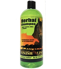 Finish Line® Herbal Shampoo™ 32 oz.