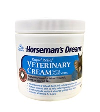 Horseman's Dream® Veterinary Cream 16 oz. jar