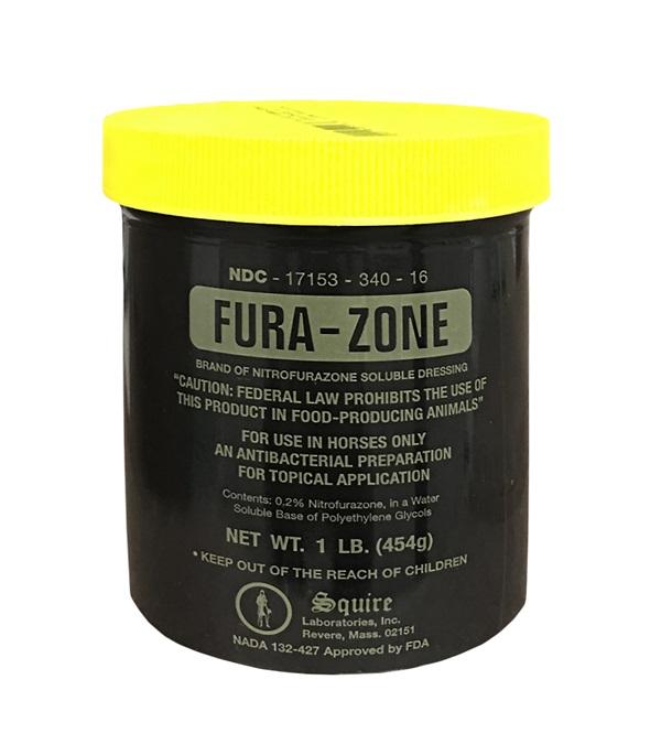 Squire Fura-Zone Ointment 1 lb.