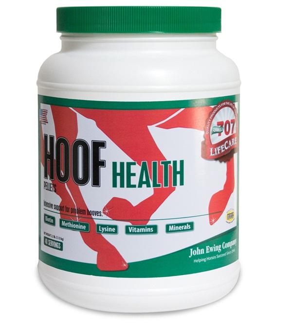 Formula 707 LifeCare™ Hoof Health Hoof Repair Supplement 2.5 lb.