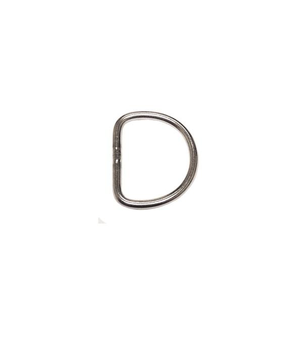 Stainless Steel Dee Ring