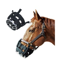 Best Friend Cribbing Muzzle