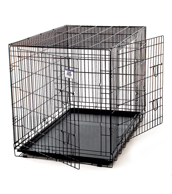 Pet Lodge™ Wire Dog Crate
