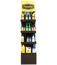 Pyranha® Tower Of Power Display