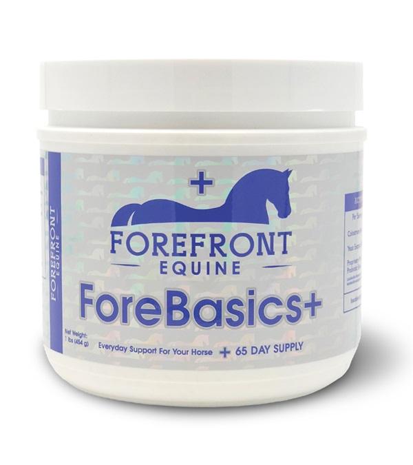 ForeFront™ Equine ForeBasics+™ 1 lb.