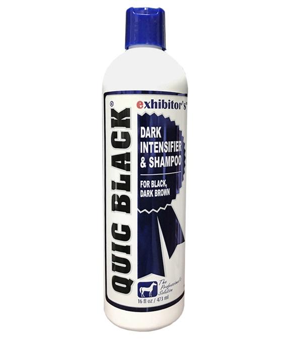 Exhibitors™ Quic Black® Dark Intensifier & Shampoo 16 oz.