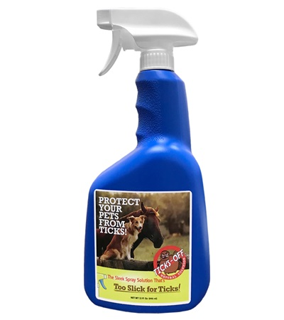 Ticks-off Spray 32 oz.