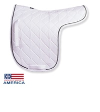 Quilted Dressage Pad Pony Fitted