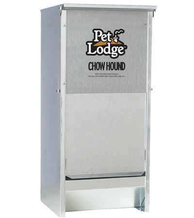 Pet Lodge™ Chow Hound Dog Feeder